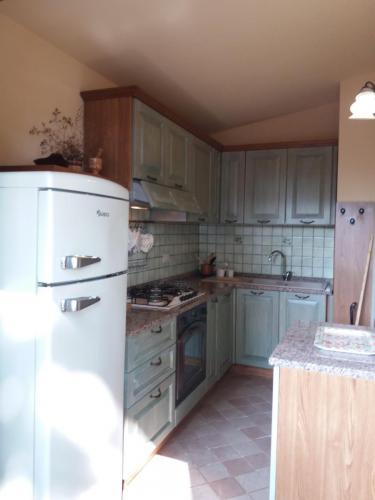 Casa Ragoni cucina con forno